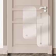 Petfect - Juego de 2 protectores de arañazos de mascotas para puerta, para uso interior