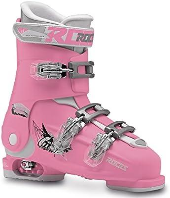 Roces Niños Idea Free 22.5–25.5Niños Botas de esquí de Ajustable