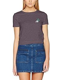 ONLY Women's Onlpeanuts S Top Box Ess T-Shirt