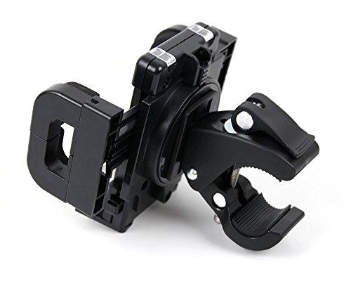 DURAGADGET Doppelt nutzbare Navi-Halterung für Auto und Fahrradlenker – für Teasi One   One2   One 3   Pro   Volt Navigationsgeräte