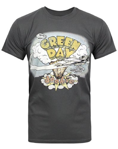 Official Green Day Dookie Men's T-Shirt (L)