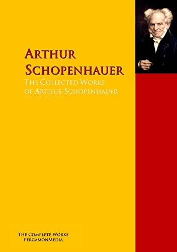 Arthur Schopenhauer Books Pdf