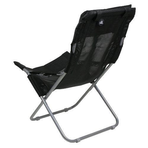41bNhywWEYL. SS500  - 10T Maxi Chair - Camping chair, relax high back with head cushion, 4x adjustments, foldable