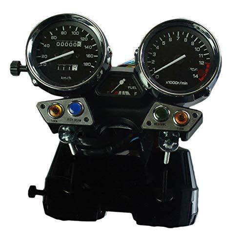 Motorrad Tachometer Kilometerzähler Instrument Tacho Gauge Cluster Meter für XJR1300 XJR 1300 1998-2010