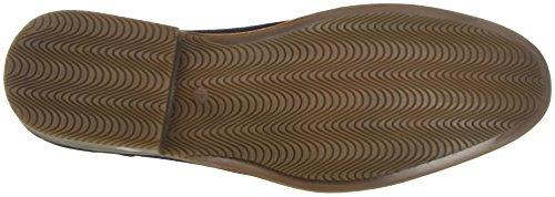 Bata Herren 8239564 Derby-Schuhe Blau