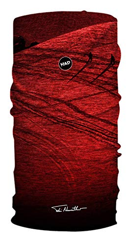 Had Multifunktionstuch, Powderday Red by Felix Neureuther, One Size