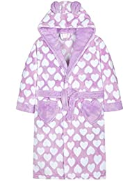 594d056f19 Vedder Multi Listing Girls Dressing Gown Warm Winter Robes Night Lounge  Wear Childrens Kids Sizes Age 7 to…