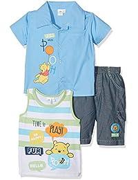 Winnie the Pooh Baby Boys' Balloon Clothing Set
