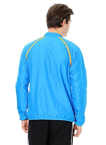 adidas Herren F50 Woven Jacket Trainingsjacke F81996 blau