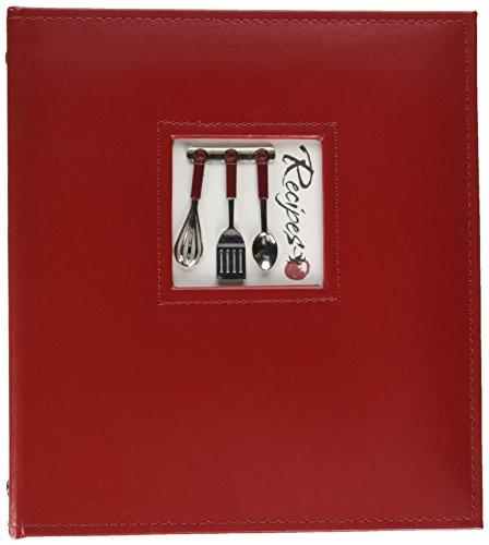 CR Gibson Pocket Page Recipe Journal / Note Book / Organiser / Binder (A la Carte)