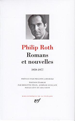 Romans et nouvelles: (1959-1977)