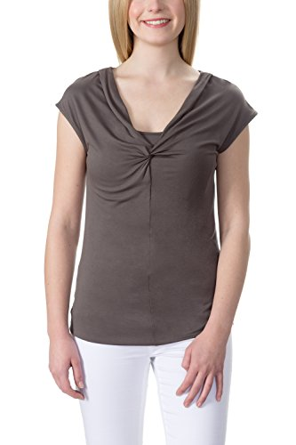 bellybutton Damen T-Shirt Grau (charcoal Gray 1290)