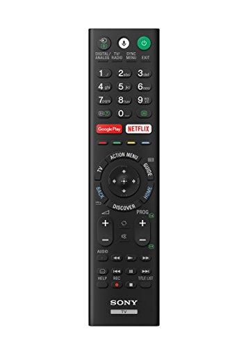 Sony RMF-TX300E / RMFTX300E Mando a distancia original para television Sony