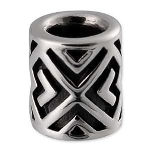 The Hobbit Jewelry Unisex-Bead Zwerg Balin 925 Sterling Silber 19010003