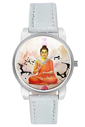 Women's Watch, BigOwl Buddha Designer Analog Wrist Watch For Women - Gifts for her dials