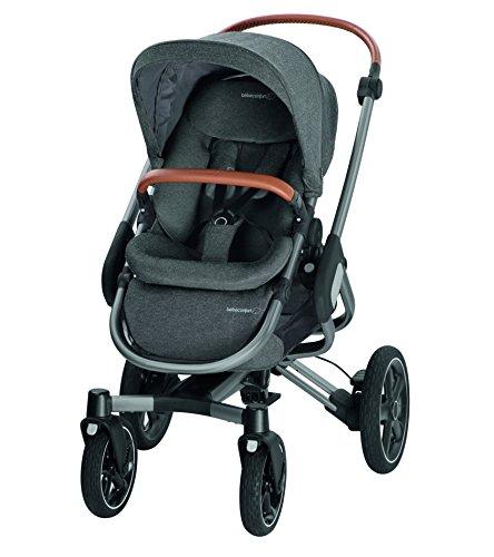 Bébé Confort- Silla de paseo todo terreno, Color Sparkling Grey