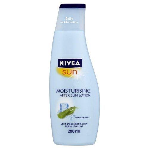 Nivea Sun Hydratierende After Sun Lotion 1x200ml Die Pflege nach dem Sonnenbad
