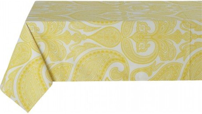 athezza * Mantel Bahia amarillo 150 x 150 cm