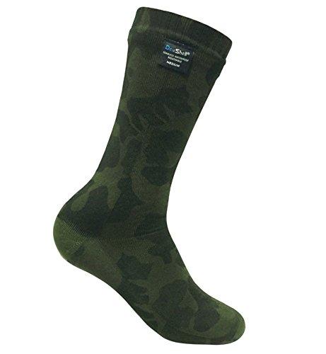 Dexshell Chaussettes Homme, Camouflage, Size 6-8