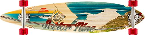 Sector 9 Longboard Madeira Complete, 9.75 x 44.0 Zoll, BBF146C