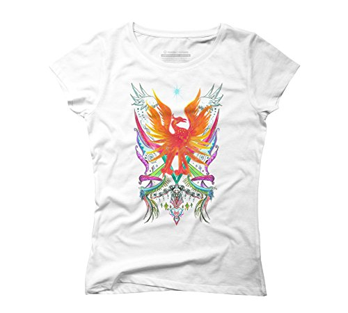 fenix-womens-2x-large-white-graphic-t-shirt-design-by-humans