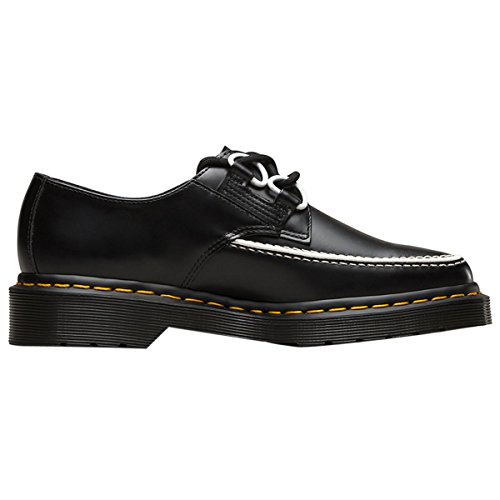 Dr.Martens Womens Belladonna Creeper Leather Shoes