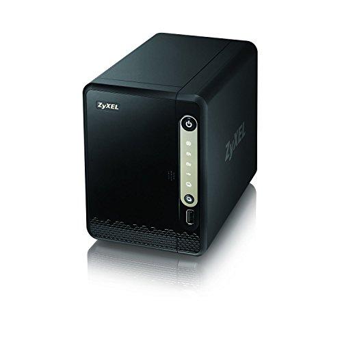 Zyxel NAS326 Personal Cloud Storage (2 Einschübe, Fernzugriff und Medien-Streaming)