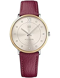 Tommy Hilfiger Analog Rose Gold Dial Women's Watch - TH1781810