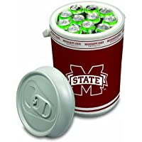 Picnic Time 686-00-000-384-0 Mississippi State Bulldogs Mega Can Cooler