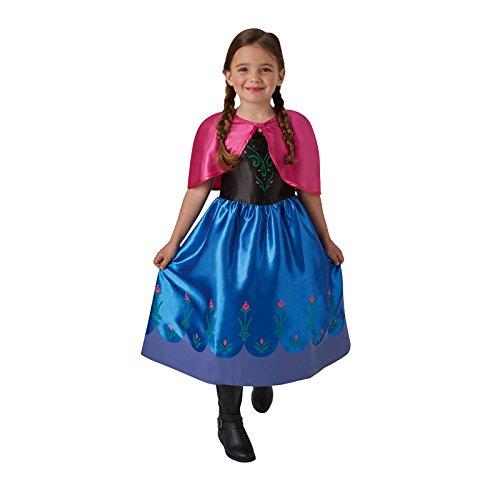 Imagen de frozen  disfraz anna classic infantil, talla m rubie's spain 620977 m