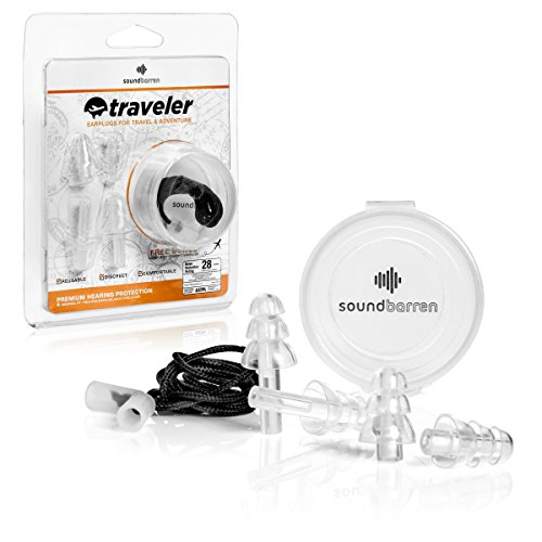 soundbarren-traveler-ear-plugs-noise-reducing-earplugs-for-airplanes-and-travel-1-reusable-pair
