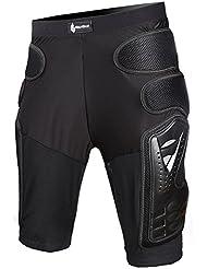 MCRR Extérieure Moto Racing Ski Armure Pads sport Hanches Pad de protection Shorts W-251