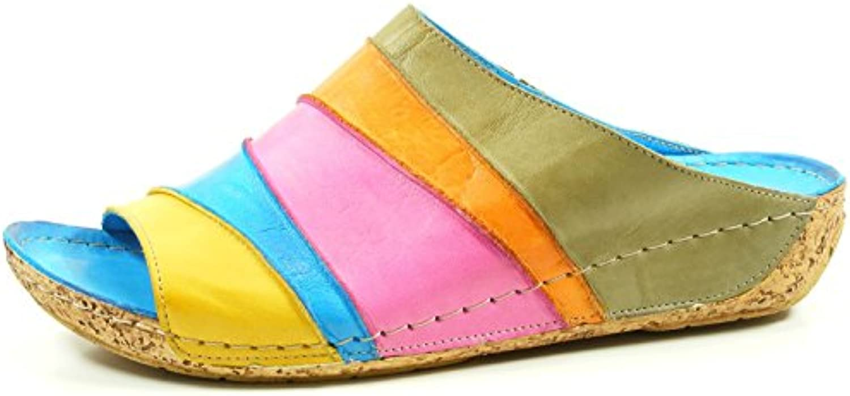 Gemini 32082-02-077 Schuhe Damen Sandalen Pantoletten Clogs