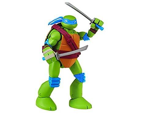 Teenage Mutant Ninja Turtles Mutations Deluxe Figures Pet to Turtles Leo