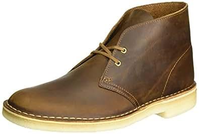 Clarks Originals Herren Desert Boot Derby Braun (Beeswax) 42.5 EU