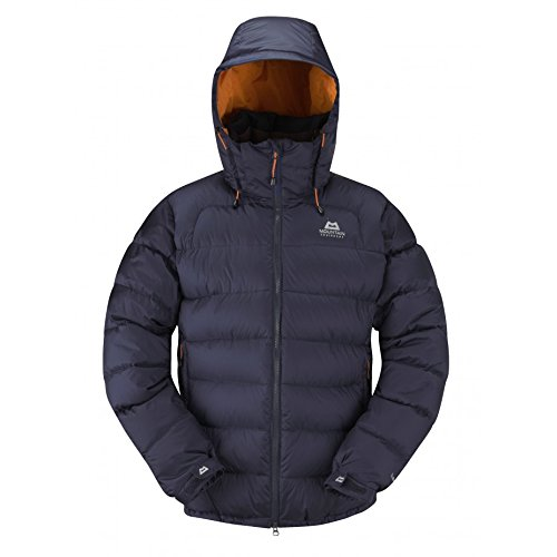 Mountain Equipment Herren Daunenjacke Lightline, Navy, XL, ME-000148