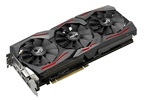 ASUS GeForce GTX 1070 8GB graphics cards Active NVIDIA GeForce GTX 1070 GDDR5 PCI Express 30 7680 x 4320 pixels AGP Graphics Cards