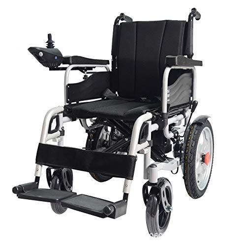 Silla de ruedas eléctrica: controlador universal inteligente plegable portátil, subir y bajar...