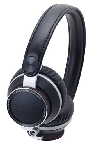 Audio Technica HiFi Kopfhörer ATH-RE700 On Ear Headset Schwarz Aba Bluetooth