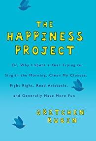The Happiness Project par Gretchen Rubin