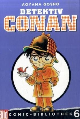 Bild-Comic-Bibliothek 6: Detektiv Conan (Bibliothek Bilder)