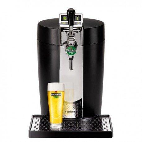 Krups YY2932FD 5L Dispensador de cerveza de barril grifo de cerveza - Tirador de cerveza (6,65 kg, 300 x 490 x 460 mm, 70 W)