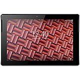 """Energy Sistem Tablet Max 3 (deux haut-parleurs d'1 W, écran IPS HD de 10,1"""", 1 Go + 16 Go, Android™ 6.0, Quad Core, double appareil photo) - Noire"""