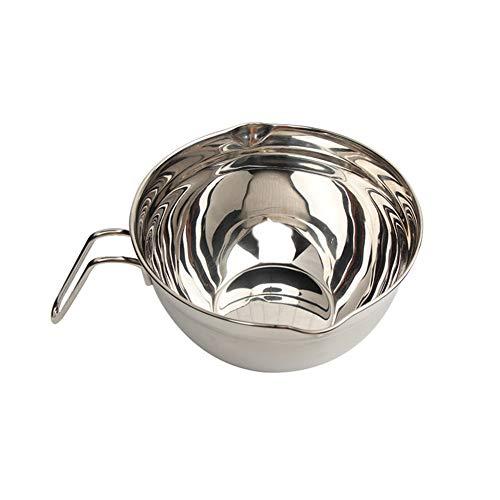 Edelstahl-thicker Mixing Bowl Bottom Prevent Splash Egg Schlägt Pan Mixing Bowl Schüsseln Küchenutensilien Kochwerkzeuge - Zweck Splash