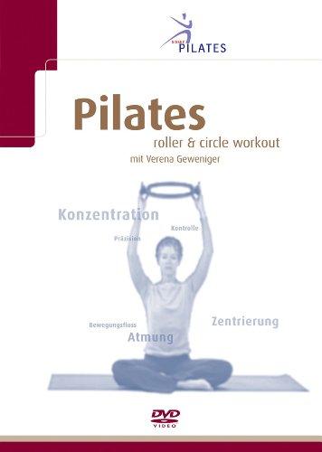 Sissel DVD de méthode Pilates poucesRoller & Circle Workout pouces Langue allemande