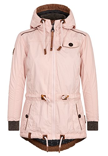 Naketano Female Jacket The Magic Stick Pimmel Rose Buffet, L