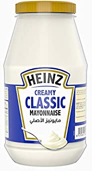 Heinz Creamy Classic Mayonnaise - 940 ml