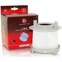 Hoover 35600415 - Filtro originale di scarico HEPA di ricambio per aspirapolvere Hoover T80