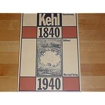 Kehl 1840-1940. Ein Bildband