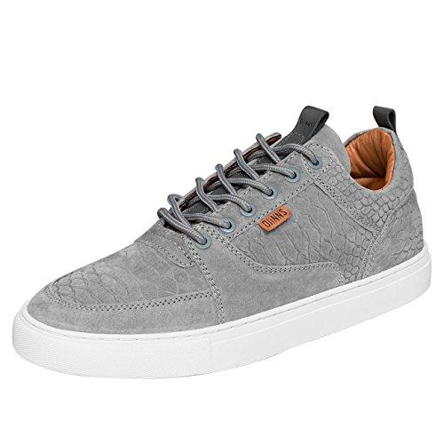 Djinns Uomo Scarpe / Sneaker Forlow Snake Run Grigio